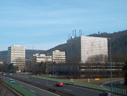 Fotogalerie architektur in marburg nach 1960 for Architektur 1960
